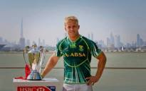 FILE: Springbok Sevens captain Kyle Brown. Picture: Facebook.com