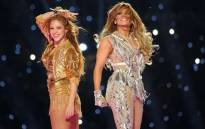 Shakira and Jennifer Lopez perform at the Super Bowl half-time show on 2 February 2020. Picture: @shakira/Twitter