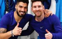 The 33-year-old Suarez moves to Atletico on a two-year contract on a free transfer, although, if he does well, Barcelona could receive some money. Picture: Instagram