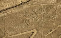 The Nazca Lines in Peru. Picture: AFP