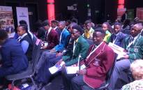 The country's top matriculants await Basic Education Minister Angie Motshekga's matric pass rate announcement on 7 January 2020. Picture: Nthakoana Ngatane/EWN
