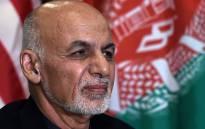 FILE: Afghan's President Ashraf Ghani on November 28, 2019 in Afghanistan. Picture: AFP