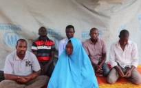 Charity group Action Against Hunger confirmed on 25 July 2019 that six aid workers had been kidnapped in northeast Nigeria, shortly after a jihadist group released a video purporting to show them. Picture: @amkareto/Twitter.