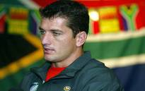 FILE: Former Springbok captain Joost van der Westhuizen. Picture: Supplied