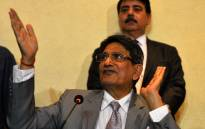 Chairman of an Indian Supreme Court appointed panel Rajendra Mal Lodha. Picture: AFP