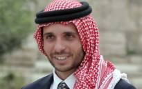In this file photo taken on 9 September 2015 shows Jordan's Prince Hamzah Bin Al-Hussein attends a press event in Amman where Prince Ali announced his bid to succeed Fifa president Joseph Blatter. Picture: Khalil Mazraawi/AFP
