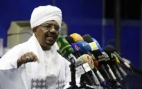 FILE: Sudanese President Omar al-Bashir. Picture: AFP