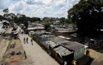 The Zandspruit informal settlement. Picture: Kayleen Morgan/Eyewitness News.