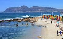 FILE: Muizenberg Beach. Picture: Cape Town Tourism.