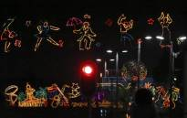 The City of Cape Town's annual festive lights switch on on 3 December 2017. Picture: Cindy Archillies/EWN