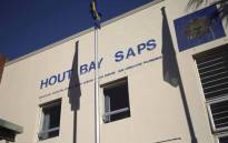 Hout Bay police station. Picture: Cindy Archillies/EWN.