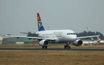 SAA plane at O.R. Tambo International Airport. Image: 123rf