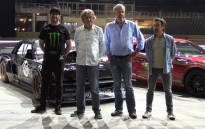 FILE: Clarkson, Hammond & May posing for the media as they get set to take over Joburg. Picture; Kothatso Mogale/EWN.
