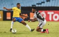Mamelodi Sundowns beat TP Mazembe 1-0 in Group B match of the CAF Champions League on 16 March 2021. Picture: @Masandawana/Twitter.