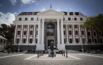 The Parliament of South Africa. Picture: Aletta Gardner/EWN