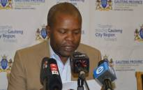Cooperative Governance MEC Lebogang Maile. Picture: @GDCoGTA/Twitter