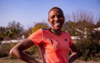 42-year-old Sindy Magede is set to take on her third comrades marathon on Sunday 09 June. Picture: Kayleen Morgan/EWN