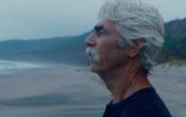 A screengrab of Sam Elliott.