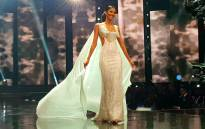 Tamaryn Green during the Miss SA 2018 beauty pageant. Picture: Louise McAuliffe/EWN