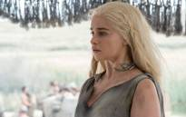 FILE: Emilia Clarke as Daenerys Targaryen in The Game of Thrones. Picture: 'Game of Thrones' Facebook page.