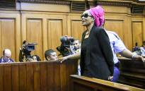 FILE: Thandi Maqubela in the Western Cape High Court. Picture: Thomas Holder/EWN.