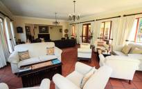 An empty room at the Budmarsh Country Lodge. Picture: www.budmarsh.co.za