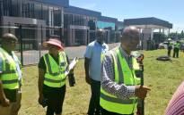 Mayor Herman Mashaba at Operation Buya Mthetho in Johannesburg on 22 January 2019. Picture: CityofJoburgZA/EWN