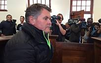 Property Mogul Jason Rohde appears in court for his bail hearing. Picture: Anthony Molyneaux/EWN