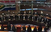FILE: The Constitutional Court. Picture: Gia Nicolaides/EWN