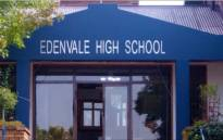Edenvale High. Picture: Twitter/EdenvaleHigh