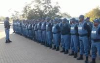 FILE: SA Police Service members. Picture: SAPS.
