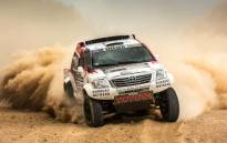 Toyota Imperial's South African driver Giniel de Villiers has regained fourth spot in stage 10.