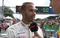 Lewis Hamilton. Picture: @F1/Twitter