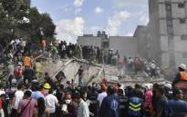 FILE: Rescue teams look for people trapped in the rubble after an earthquake in Mexico City on 19 September 2017. Picture: AFP.