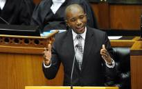 FILE: DA leader Mmusi Maimane in Parliament. Picture: @Our_DA/Twitter