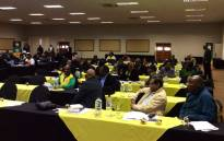 FILE: ANC members at the party's NEC meeting in Irene, Tshwane. Picture: ‏@MYANC.
