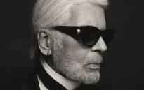 Designer Karl Lagerfeld. Picture: @karllagerfeld/Facebook.com.
