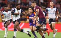 The Queensland Reds swept past the Melbourne Rebels 25-13 and into the Super Rugby AU final on 12 September. Picture: @MelbourneRebels/Twitter