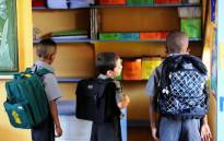 Grade 1 pupils at 10 schools in the province will sit down for their first Xhosa lesson today. Picture: Werner Beukes/SAPA