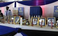 A memorial service took place on 27 February 2018 after five officers were killed during an attack at the Ngcobo Police Station. Picture: Bertram Malgas/EWN