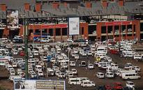 FILE: Bree taxi rank in Johannesburg. Picture: EWN