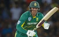 Proteas batsman Quinton de Kock. Picture: @OfficialCSA/Twitter.