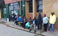 Voters queue to cast their ballots in the Madibeng Municipality on 8 May 2019. Picture: EWN