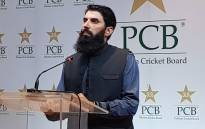New Pakistan cricket coach Misbah-ul-Haq. Picture: @TheRealPCB/Twitter