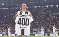 Cristiano Ronaldo. Picture: @juventusfcen/Twitter.