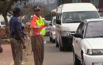 FILE: Traffic during an Easter road safety operation in Alexandra. Picture: EWN.