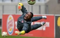 Bafana Bafana goalkeeper Itumeleng Khune. Picture: www.safa.net
