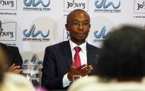 FILE: Outgoing City of Johannesburg Mayor Parks Tau. Picture: Reinart Toerien/EWN.