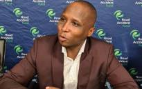 Road Accident Fund (RAF)CEO Collins Letsoalo. Picture: @RAF_SA/Twitter