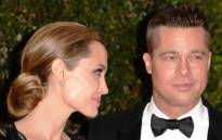FILE: Brad Pitt and Angelina Jolie. Picture: AFP.